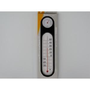 温度計 湿温度計PCオーバル シンワM-055|pro-yama