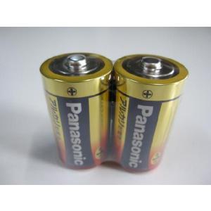 乾電池 パナソニックアルカリ単1×2ケ |pro-yama