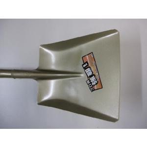 スコップ 金象角型パイプ柄スコップ970mm|pro-yama