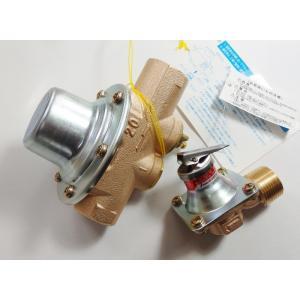 減圧弁安全弁セット1:1 ヨシタケ20A |pro-yama