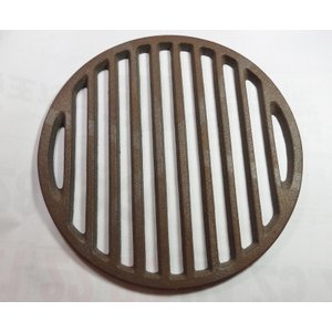 丸ス105mm(目皿、丸サナ,ロストル)鋳物製|pro-yama