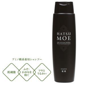洗った後の髪の立ち上がりが違う、ノンシリコンで地肌から育てる薬用シャンプーの髪萌(HATSUMOE)薬用シャンプー|proactive-shop
