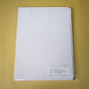 プロバインド ホワイトインデックス A4/10山/5組入り 410M-5S probind-shop