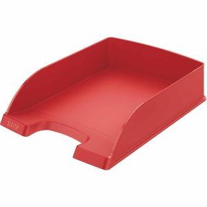 【まとめ買い6個入】LEITZ ライツ プラス レタートレー スタンダード レッド 5227-10-25|probind-shop