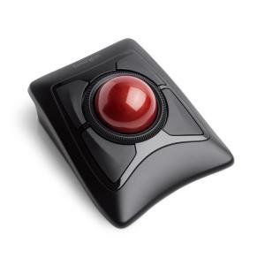 Bluetooth/2.4Ghzワイヤレストラックボール パームレスト付属 TrackballWor...