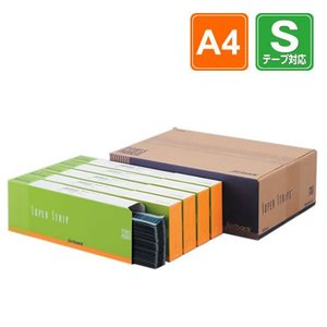 製本Sテープ A4 NARROW ブラック 100本 N401|probind-shop