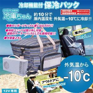 冷却機能付き保冷バック   NEWING/ニューイング ハンディクールBOX 冷庫ちゃん CB-001|probrand