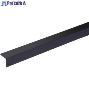 光モール ブラックアングル25×25×1820▼114-1545(株)光モール