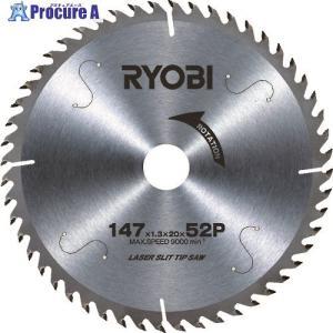 リョービ レーザーチップソー 147mm W-570ED-K ▼320-0311 リョービ(株) RYOBI|procure-a
