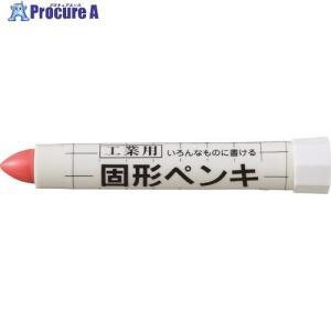 サクラ 固形ペンキ 赤KSC19-R ▼331-6351(株)サクラクレパス|procure-a
