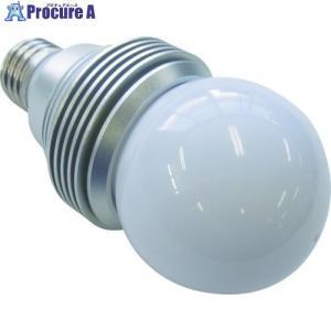 ROYAL LEDランプ(4Wボール防滴電球色) H-3E26B-ZL-E ▼384-4277 浜井電球工業(株)|procure-a