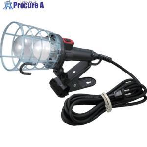 ハタヤ 防雨型LEDケイ・ハンドランプ 7W電球形LEDランプクリップ付 5m LEW-5C ▼421-6679 (株)ハタヤリミテッド|procure-a