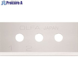 OLFA セーフティ ラップカッター替刃XB210 ▼422-9533オルファ(株) procure-a