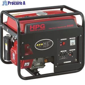 MEIHO エンジン発電機 HPG−2500 60HzHPG2500-60 ▼467-8885(株)ワキタ 【車上渡し】|procure-a