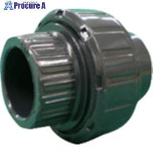 エスロン コンパクト型ユニオン継手 PVC/EPDM TS式 25AUN25S ▼494-9064積水化学工業(株)|procure-a
