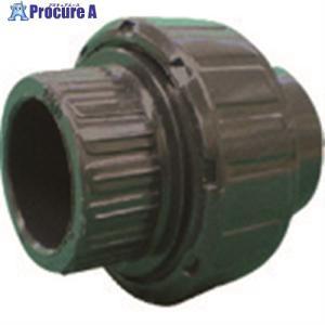 エスロン コンパクト型ユニオン継手 PVC/EPDM TS式 13AUN13S ▼494-9072積水化学工業(株)|procure-a