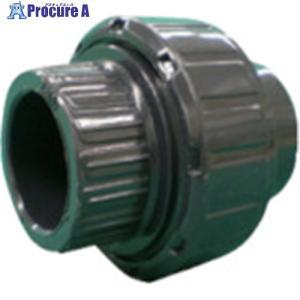 エスロン コンパクト型ユニオン継手 PVC/EPDM TS式 20AUN20S ▼494-9161積水化学工業(株)|procure-a