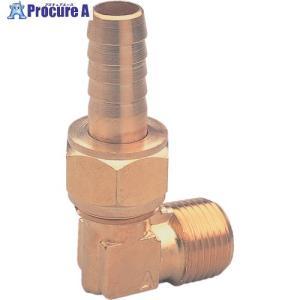 ASOH L型ホースジョイント PT3/8×Φ10.5 HL-1310 ▼515-5886 アソー(株)|procure-a