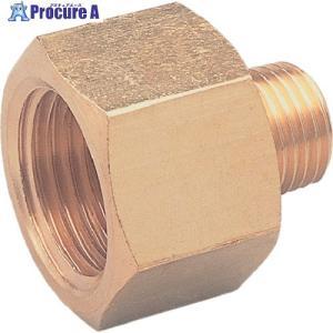 ASOH 異径内外ソケット PT1/4外×PT1/8内 NF-1021 ▼515-6611 アソー(株)|procure-a