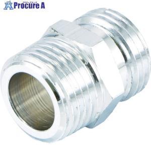 ASOH フレキ用ニップル(Pニップル) 黄銅製 PF1×PT1PN-1088 ▼515-7323アソー(株)|procure-a