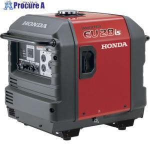 【送料無料】HONDA/本田技研 防音型インバーター発電機 2.8kVA(交流/直流)車輪無 EU28IS1JNA2(EU28is) ▼794-5051[304200][APA][Y80]|procure-a
