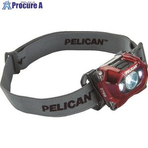 PELICAN 2760 ヘッドアップライト 赤0276000101170 ▼818-5713PELICAN PRODUCTS社|procure-a