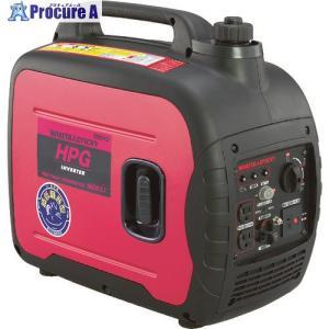 MEIHO エンジン発電機 HPG−1600I2HPG1600I2 ▼818-9252(株)ワキタ|procure-a