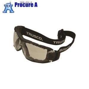 TRUSCO セーフティグラス ゴーグルタイプ TSG-9302G ▼819-1258 トラスコ中山...