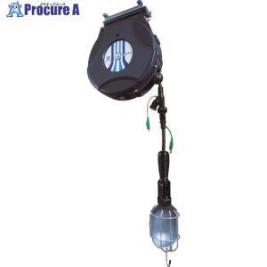 日平 リール ランプリール 10M 125V/10A(コード引き出し時)HEP-610HL-BG ▼828-6267日平機器(株)|procure-a