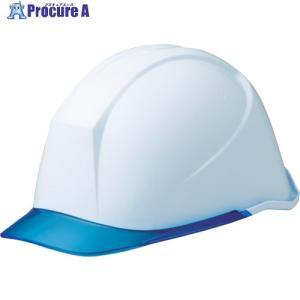 ミドリ安全 女性用ヘルメット LSC−11PCL ホワイト/ブルーLSC-11PCL-W/BL ▼837-0718ミドリ安全(株)|procure-a