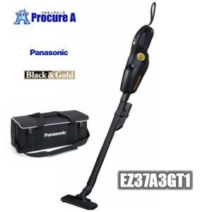 【あすつく】【40周年限定モデル】 Panasonic/工事用充電クリーナー EZ37A3GT1/BLACK&GOLD ※本体のみ※ <EZ37A3-B/Wの限定色>|procure-a