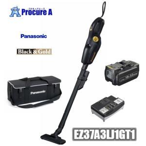 【数量限定特価】【あすつく】【40周年限定モデル】Panasonic  EZ37A3LJ1GT1 BLACK&GOLD 工事用充電クリーナー <EZ37A3LJ1の限定色>|procure-a