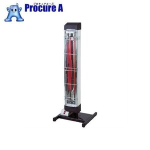 ナカトミ  遠赤外線電気ヒーター   IFH-10TP 単相200V 480-0893[25655K][APA][Y80] 【代引決済不可】 |procure-a