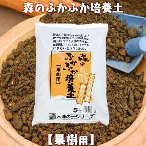 森のふかふか培養土 『 果樹用 』  2個セット ( 送料無料 ) 5リットル|produce87