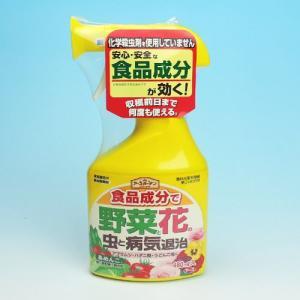 人や環境にやさしい殺虫・殺菌剤 『 あめんこ 』 480ml|produce87