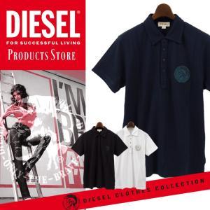 ディーゼル ポロシャツ メンズ DIESEL 半袖  [T-...