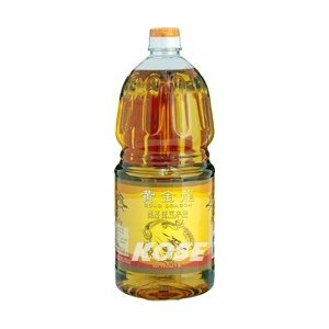 ピュアピーナッツオイル 純正花生油 1個(1650g)