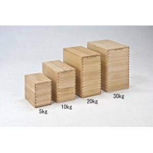 米びつ 米櫃 お米 桐の逸品シリーズ「桐子モダン」 米びつ 5kg用|profit