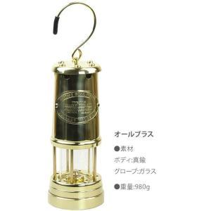 ランプ オイルランプ ランタン JDバーフォード マイナーズランプ L オールブラス|profit