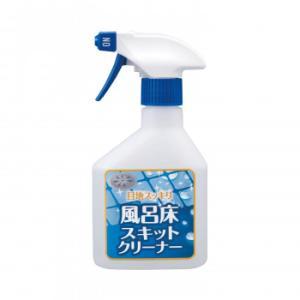 風呂床スキットクリーナー 黒ずみ ぬめり 湯あか 洗浄 除菌 洗剤 掃除 でこぼこ 汚れ スプレー ...