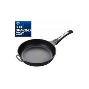 パール金属 HB-1211 ブルーダイヤモンドコートIH対応フライパン28cm|profit