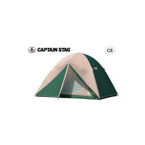 CAPTAIN STAG CS ドームテント270UV(5〜6人用)(キャリーバッグ付) M-3132 組立簡単!ファミリーに最適な5〜6人用ドームテント。|profit
