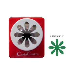 Carla Craft(カーラクラフト) ミドルサイズ クラフトパンチ デイジー|profit