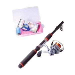 初心者用 簡単サビキ釣りセット 15804 手軽にサビキ釣りを楽しめる入門セット!!|profit