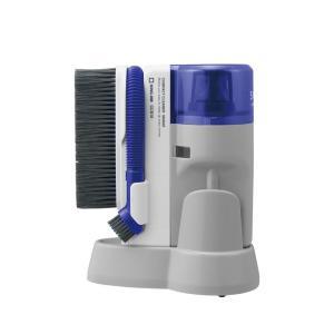 KING JIM(キングジム) コンパクトクリーナー スミサット 青 CCS10 便利なコンパクト掃除機!! profit