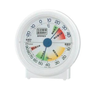 EMPEX(エンペックス気象計) 生活管理温・湿度計 TM-2401|profit