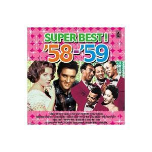 青春の洋楽スーパーベスト '58-'59 CD AX-304|profit