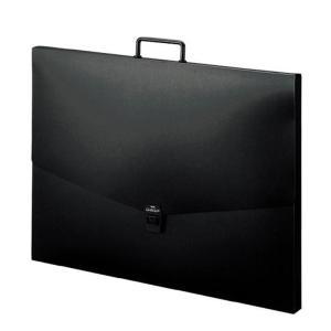 セキセイ アルタートケース(R) 四ツ切 ブラック ART-850|profit