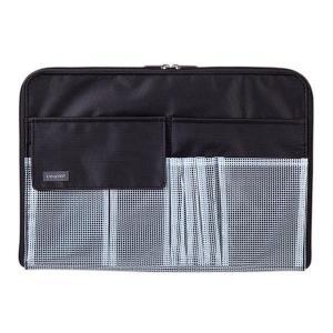セキセイ クプレ(R) バッグインバッグ CP-3321-60 ブラック|profit