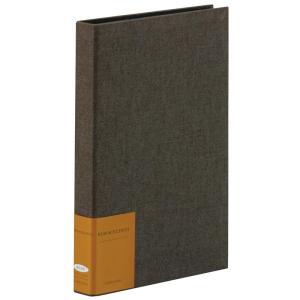 セキセイ ハーパーハウス(R) レミニッセンス ポケットアルバム(ブックタイプ) XP-2101-35 カーキ profit